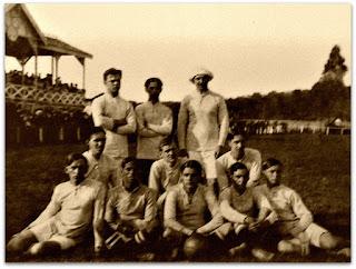 Time do Grêmio de 1914 - Tetracampeão da Cidade