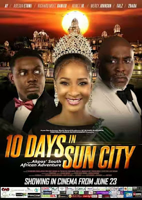 "unnamed 4 - ENTERTAINMENT: AY Comedian talks to CNN on how Recession affected his Movie ""10 Days in Sun City"""