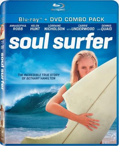 Soul Surfer 2011 Dual Audio [Hindi -Eng] 720p BRRip 850mb
