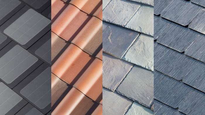 Tesla Solar Power Generating Roofing Tiles Pics Price