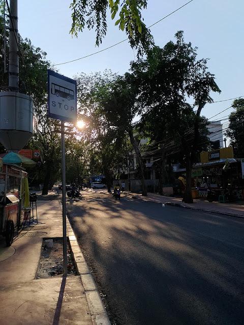 Jalan-jalan Sore di Jakarta