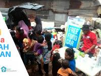 Berani Berbagi Bersama Sekolah Relawan