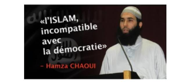 l'imam Hamza Chaoui