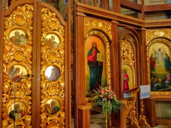 Гошевский монастырь. Храм Преображения Господня