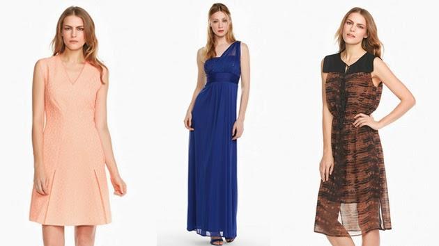 ad962cb8f Estos vestidos son de lo mejor que puedes encontrar en el catálogo de primavera  verano de El Corte Inglés. Si vas a los centros físicos encontrarás más ...