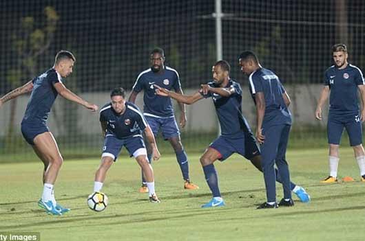 Hàng thải Man City giá rẻ như bèo ra mắt Antalyaspor 6