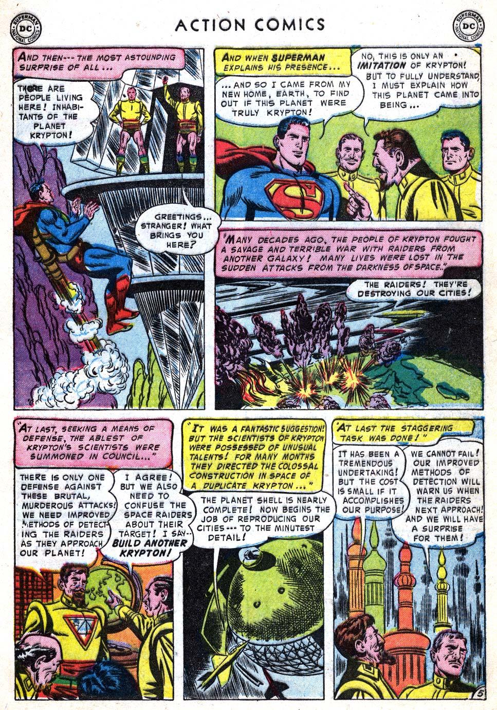 Action Comics (1938) 182 Page 6