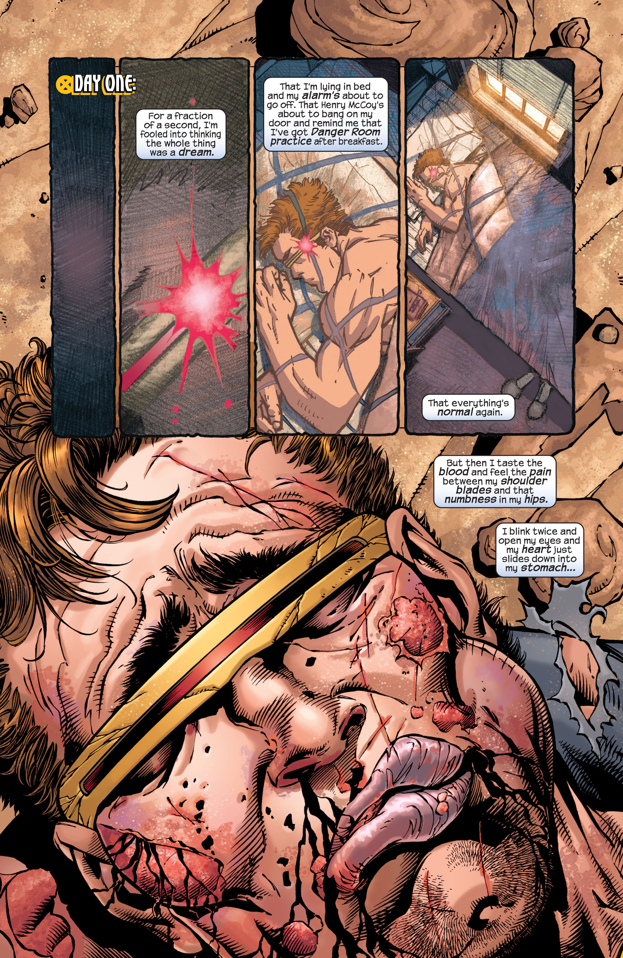 Read online Ultimate X-Men comic -  Issue #29 - 6