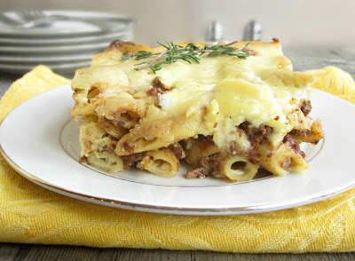 Pastitsio (Greek Lasagna)