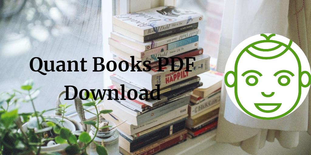 Quantitative Aptitude Books PDF in Hindi & English | Free