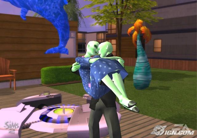 Sims 2, The ROM (ISO) Download for Sony Playstation 2 / PS2 ...