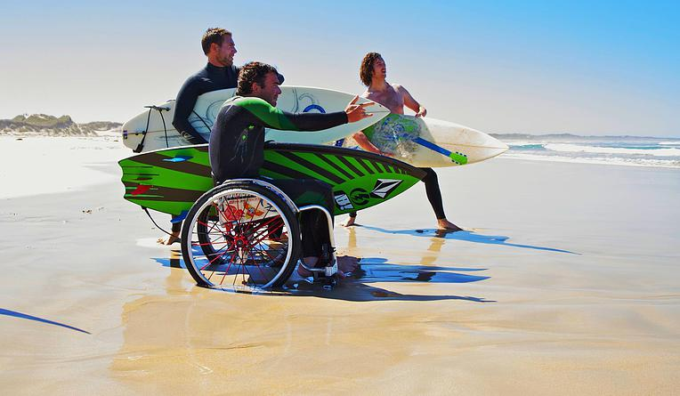 2016 Stance ISA World Adaptive Surfing Championship - Official Promo