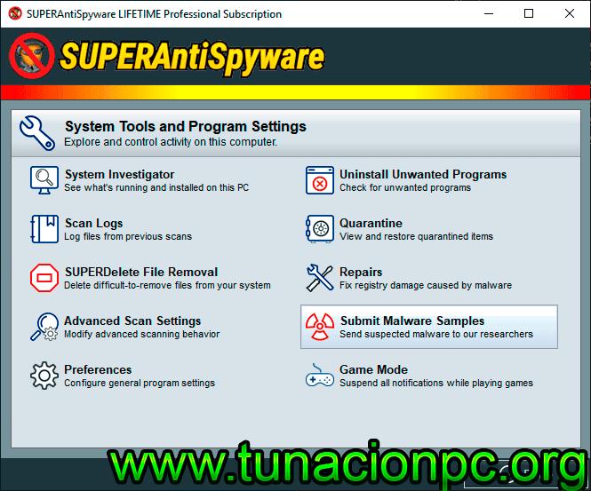 SUPERAntiSpyware Pro 8 0 1038 Full (Ingles) con Licencias