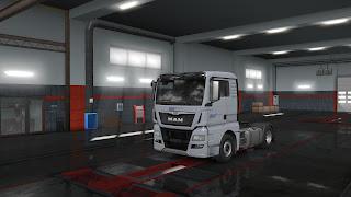 ets 2 european logistics companies paint jobs pack v1.1 screenshots 13, blg logistics