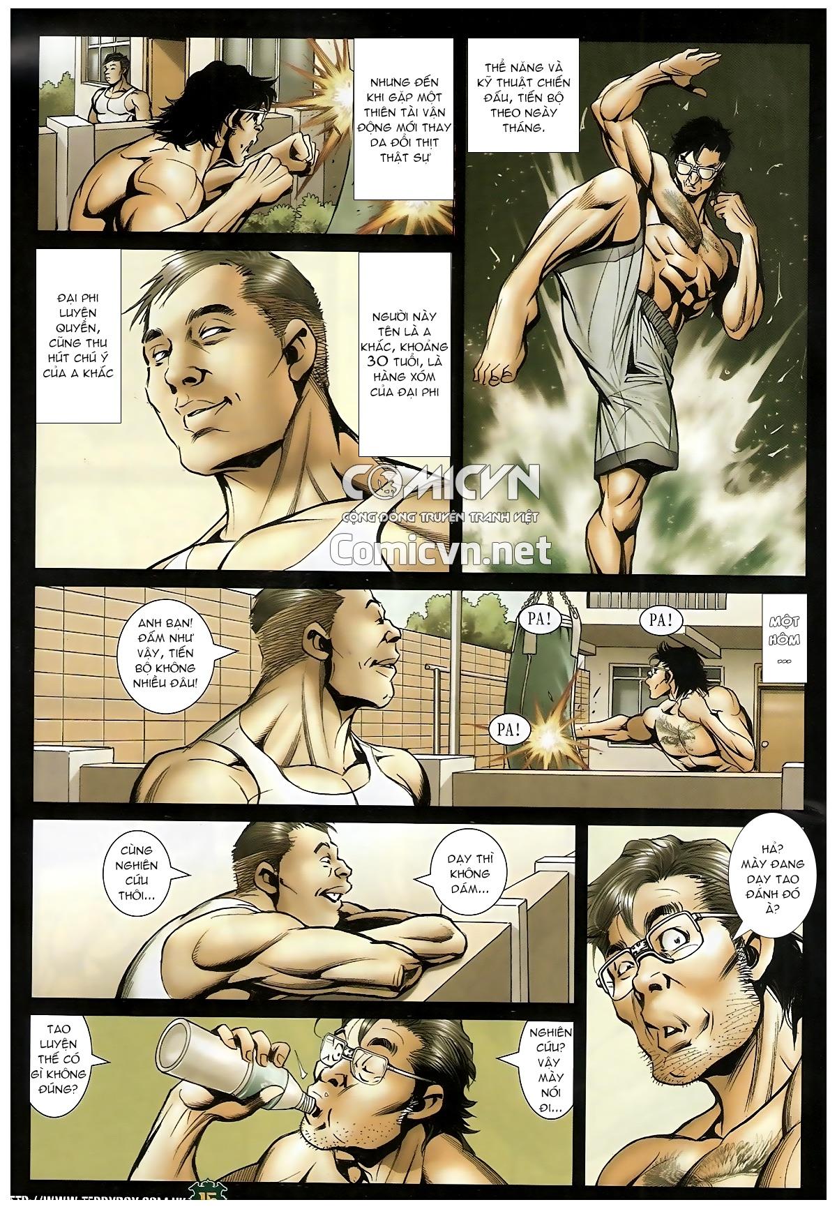Người Trong Giang Hồ - Chapter 1549: Chơi bẩn - Pic 14