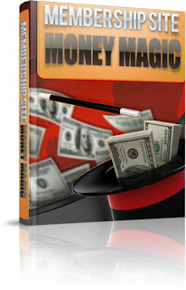 Membership Site Money Magic PDF