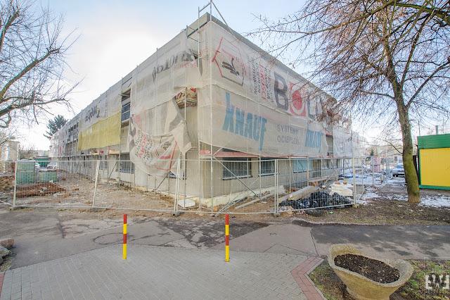 Budowa nowej siedziby kujawsko-pomorskiego oddziału Narodowego Funduszu Zdrowia w Bydgoszczy