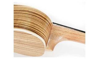 Jenis Kayu atau Material Gitar Ukulele