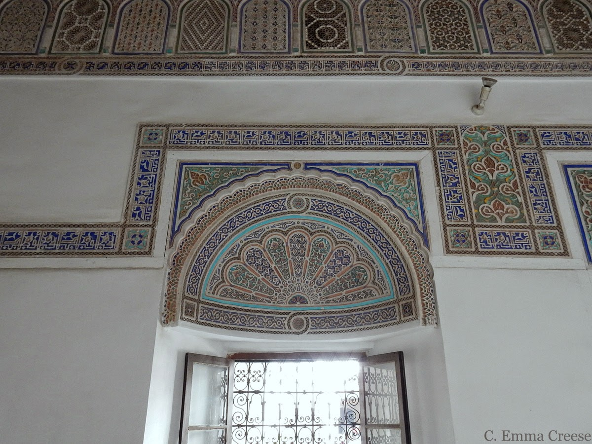 Bahia Palace, Marrakesh