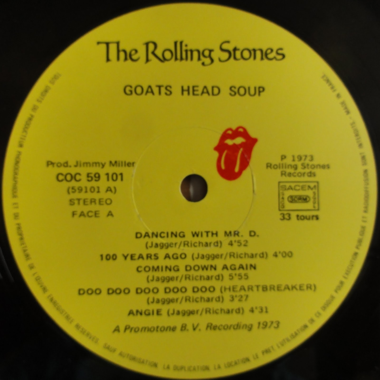 Download Rolling Stones Goats Head Soup Rar