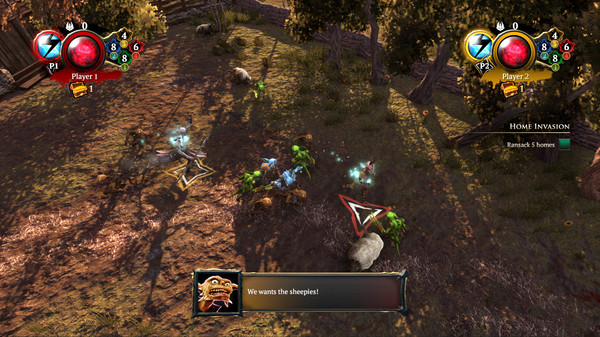 Overlord Fellowship of Evil PC Game