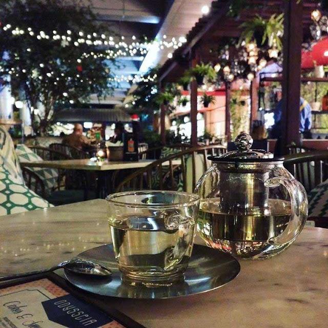 Odysseia - Tempat Makan Unik di Jakarta
