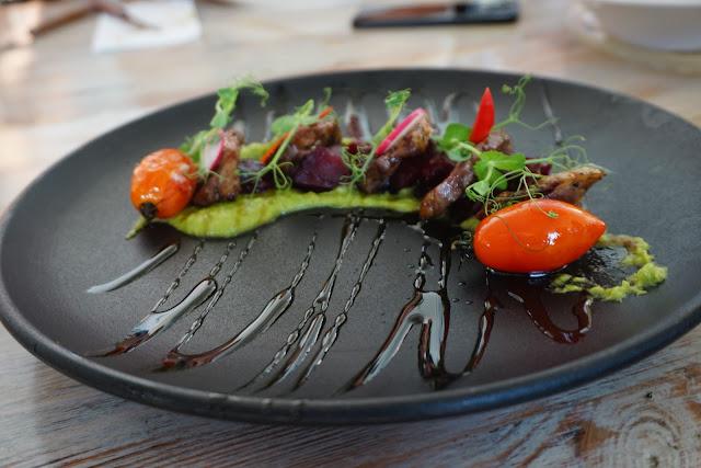 קרפציו - מסעדת הצוק