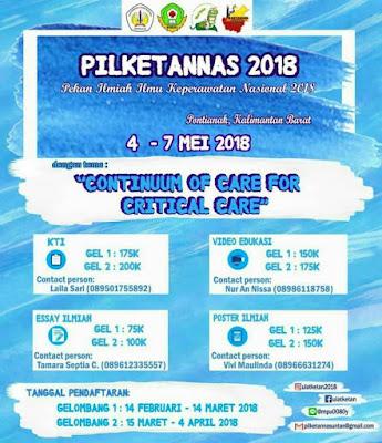 Lomba Karya Tuis, Poster, Essay, dan Video Nasional 2018 di Unveritas Tanjungpura