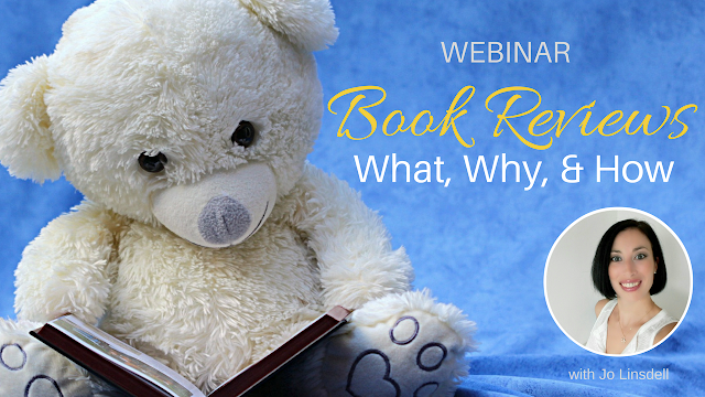 Book Reviews: The What, Why, and How [Webinar]