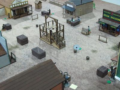 wid west gunfight western wayland games essex gamers