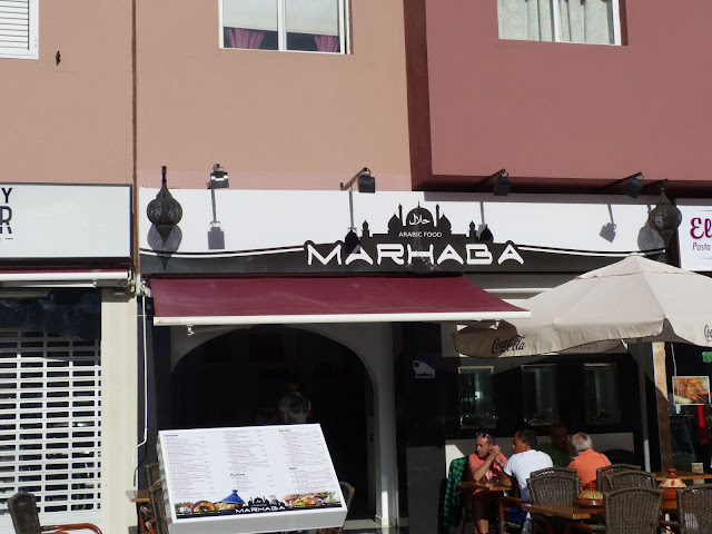 Restaurant Marhaba Spécialité typiquement marocaine à Maspalomas – Vidéo-