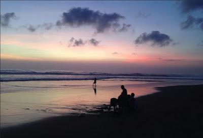 Pantai Barawa Canggu Bali