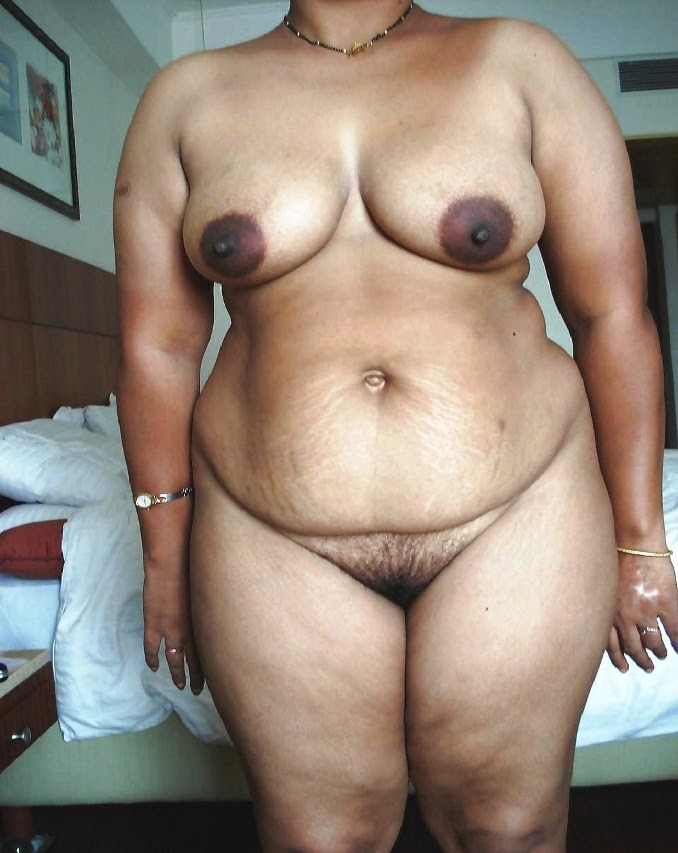 Naked and fat malayali