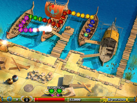 Luxor 5th Passage PC Game