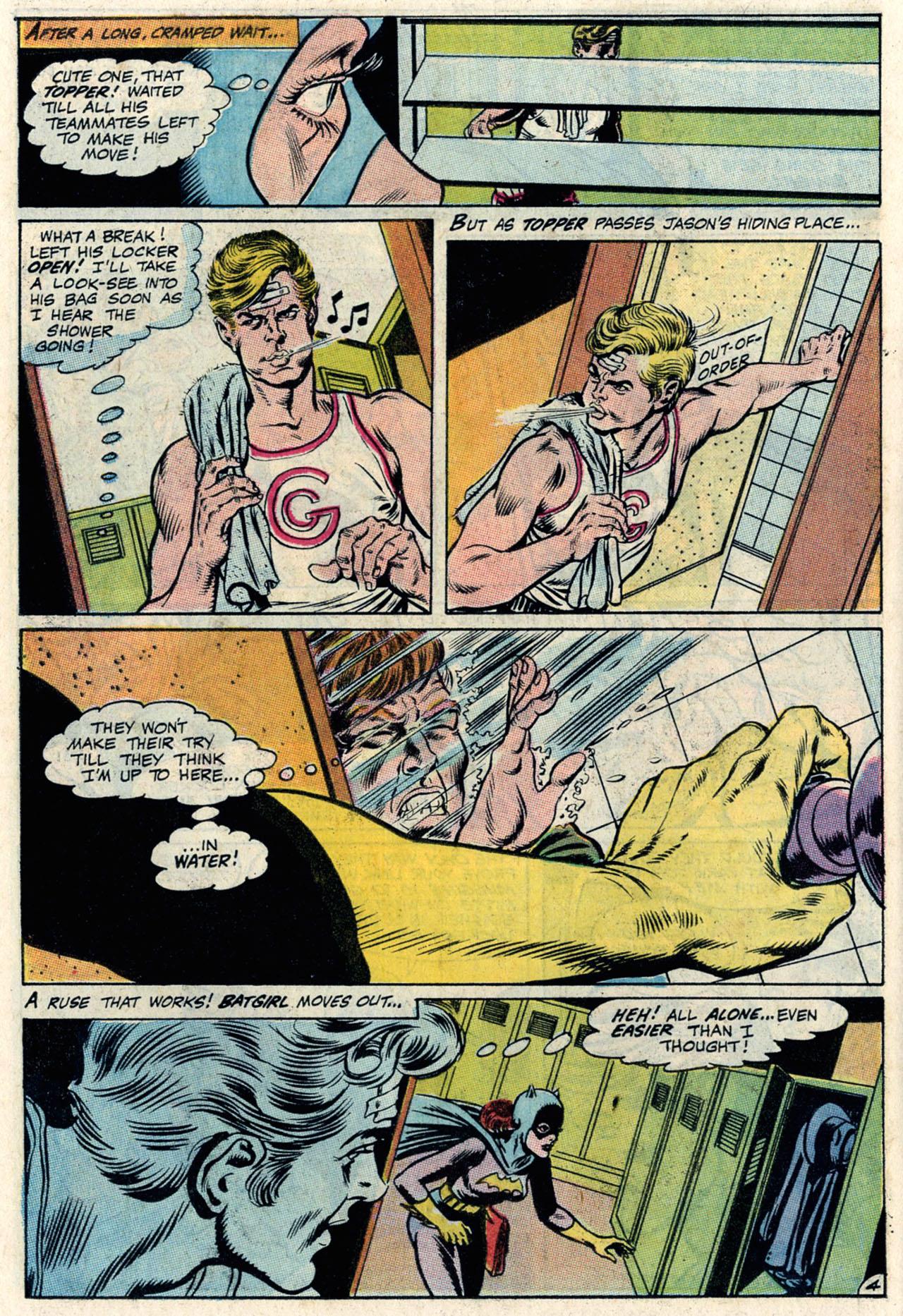 Detective Comics (1937) 393 Page 25