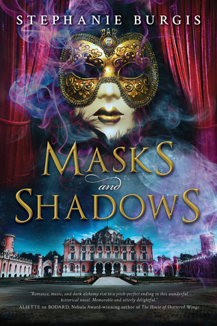 Masks and Shadows book cover