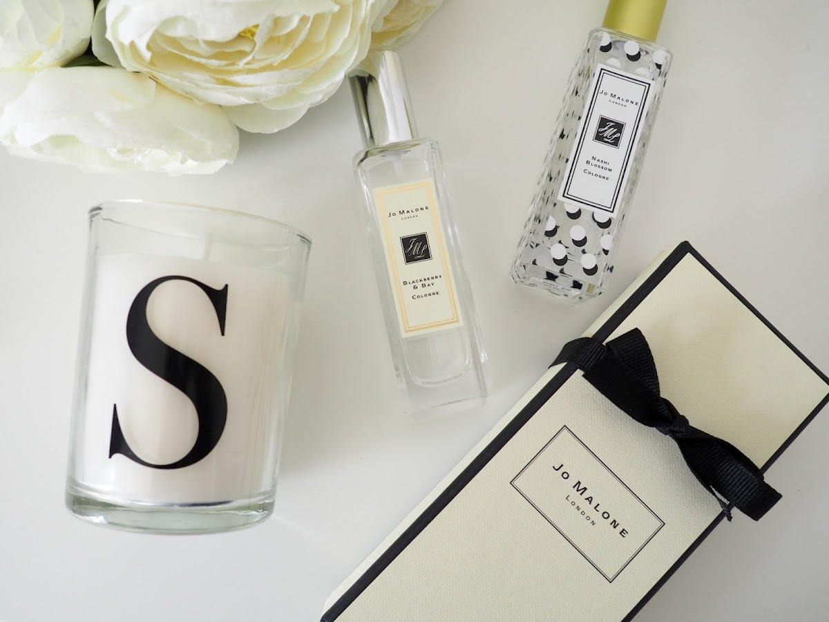 Jo Malone cologne review Nashi blossom blackberry & Bay perfume review