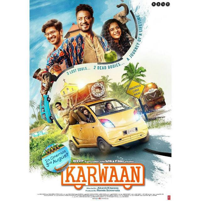 Karwaan poster