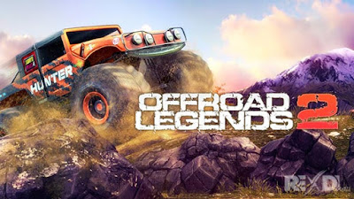 Offroad Legends 2 APK + DATA for Android Premium/Cars Unlocked Offline