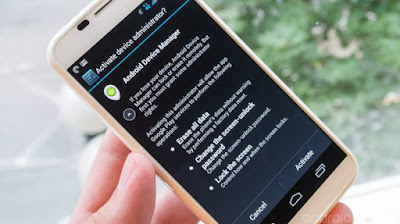 Mengamankan android dengan android device manager