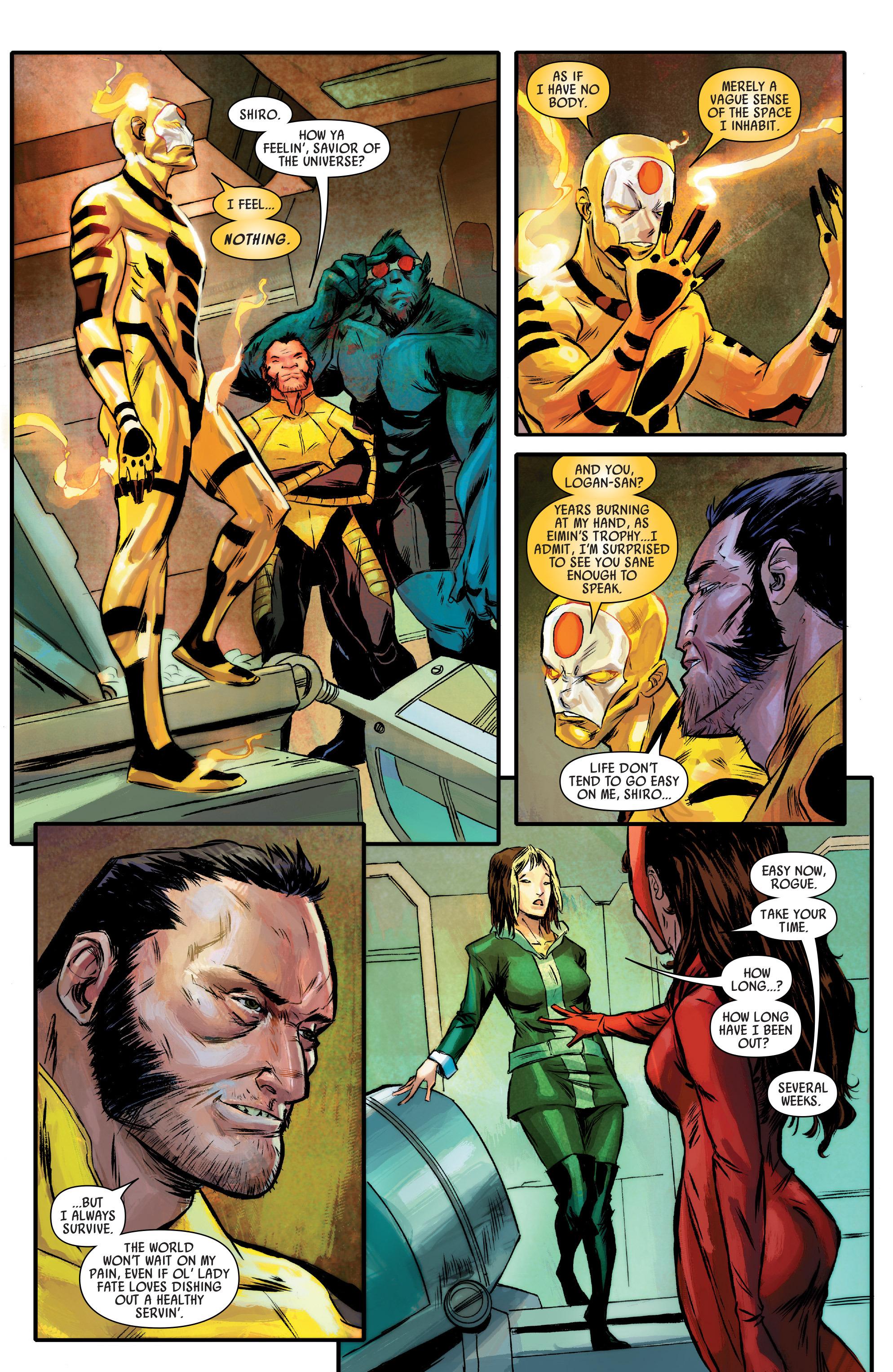Read online Uncanny Avengers (2012) comic -  Issue #23 - 7