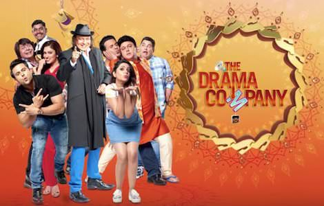 The Drama Company HDTV 480p 130MB 1 October 2017 Watch Online Free Download bolly4u