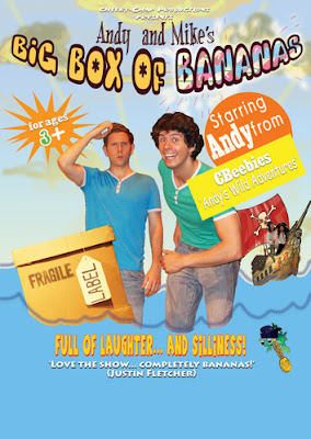 CBeebies Live Show, Andy and Mike's Big Box of Bananas, Andy Day