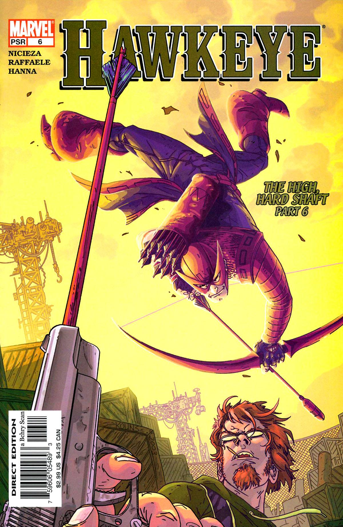 Hawkeye (2003) Issue #6 #6 - English 1