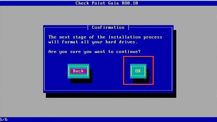 DBTN - R80 10 Standalone Check Point Firewall Deployment for lab