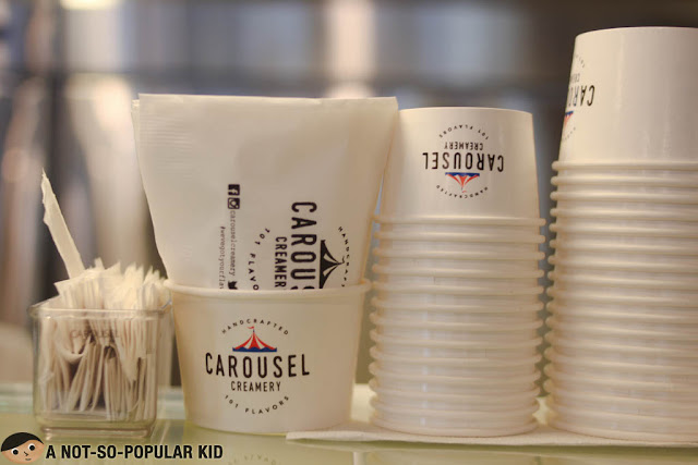 Carousel Creamery in Greenhills