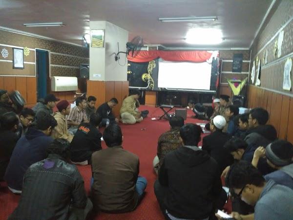 Masisir Adakan Forum Dialog Tabayun
