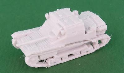 Carro Armato L3 Tankette picture 7