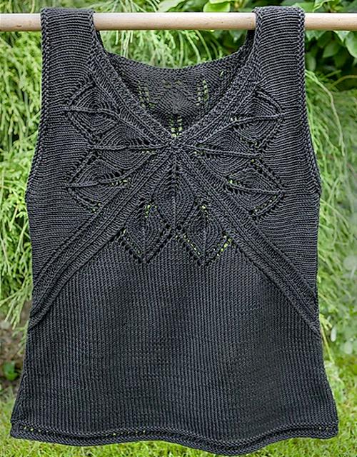 Butterfly Heart Top - Free Pattern