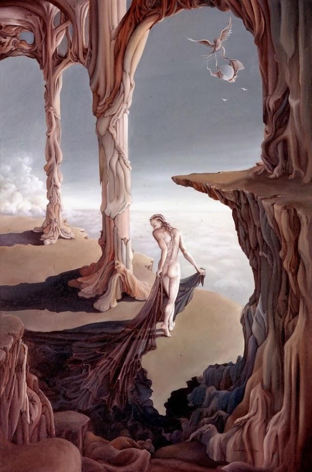 Новые миры. Joanne St-Cyr